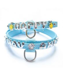 Crown jewels for dog and cat pink or blue
