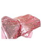 Doudoune rose à capuche