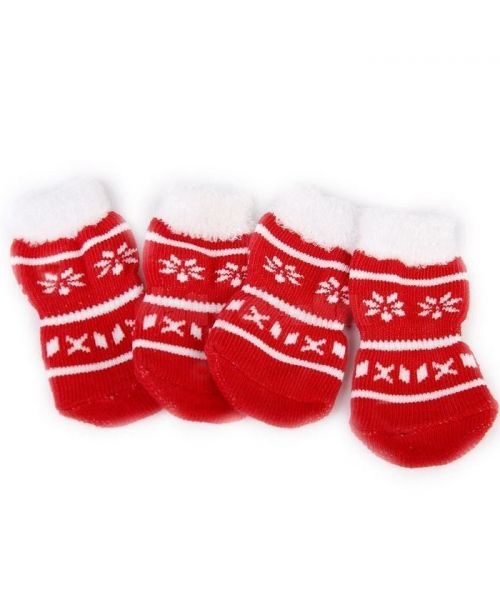 buy sock christmas for cat and dog ideal gift, original and funny