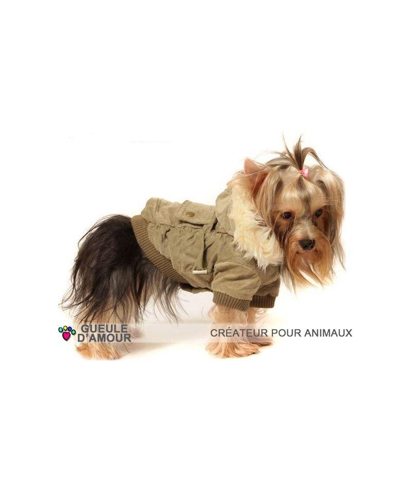 manteau d 39 hiver pour chien polaires pour chiot boutique d 39 hiver tendance pour chiens et chats. Black Bedroom Furniture Sets. Home Design Ideas