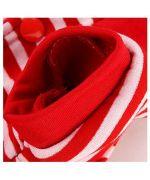 Acheter manteau pour chien rouge chaud pour l'hiver très confortable pas cher livraison offerte sur gueule d amour