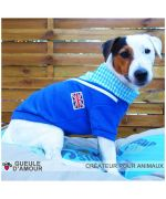 Sweater fashion for dog cheap model school in Paris, Lyon, Marseille, Montpellier, Nice, Cannes, Monaco...