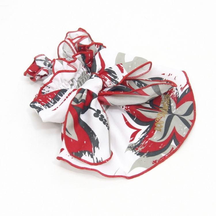 vente de robe pour chienne avec noeud sur le dos pour cadeau de noel original rouge pas cher Paris Lyon Marseille Toulouse...