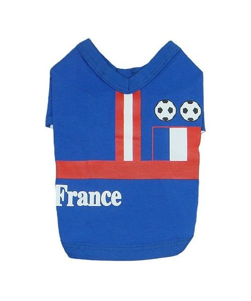 t-shirt football cat dog team france not expensive fast shipping size XS S M L XL 2XL on mouth d love