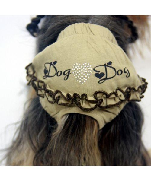 Culotte hygienique pour chienne pas chere et très mignonne : york, chihuahua, pinsher, bichon, cocker, sharpei...