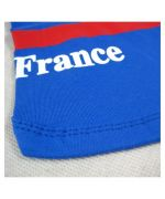 clothing sport team france for dog and cat for gift support France on the mouth of love