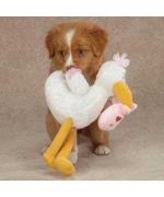 collection stork pink plush toy girl boy christmas gift original birth small price