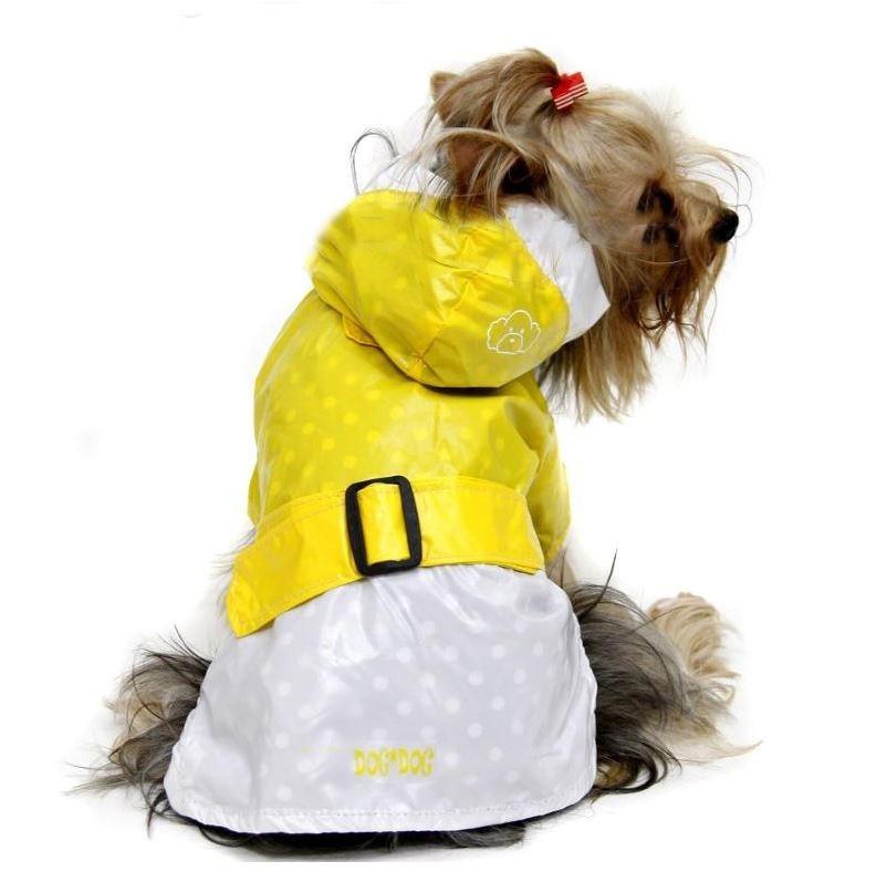 Waxed waterproof dog yellow original gift marine dog cheap christmas birthday...shop mouth d love