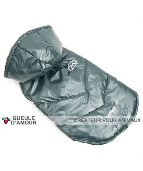 Waterproof coat very large dog for the rain, sells the cold, warm and comfortable brand French author of great dog