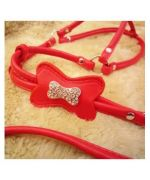 harness practical, original rhinestones for dog free delivery : chihuahua, pug, bulldog, jack, pinsher, york...