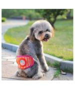 Headband belly tie for animals small and large breed dog mouths of love cheap solution for not clean dog