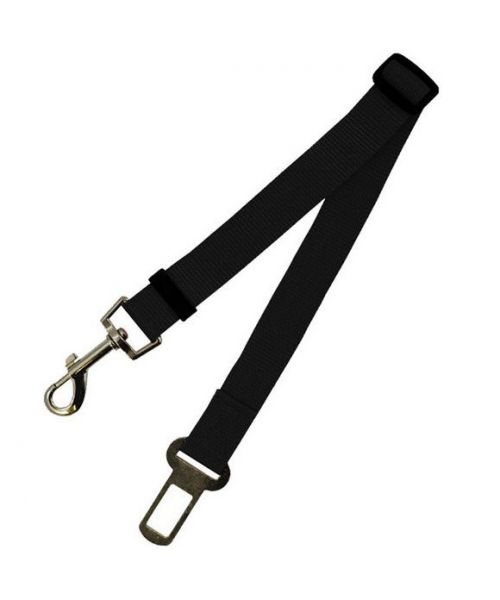 Black safety belt for pets cheap fast delivery free mouth of love