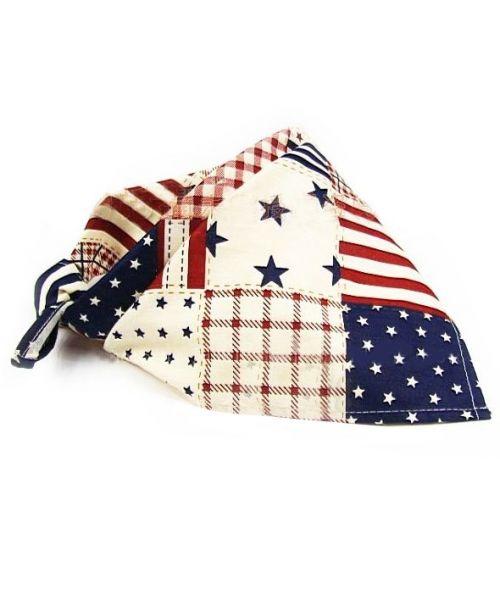 Bandana scarf for mini dog, small dog, medium dog, large dog, kitten, cat, ferret ... at mouth of love