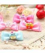 buy gift for girl original with knot cute with rhinestone cake pink blue : baby, child, animal...