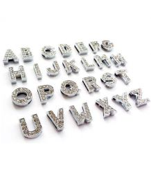 5 small letters purchased -1 necklace Offered