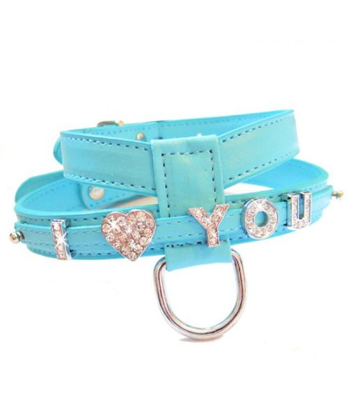 Harness for animals to personalize with letters in rhinestones ideal customization for gift, dog shop original