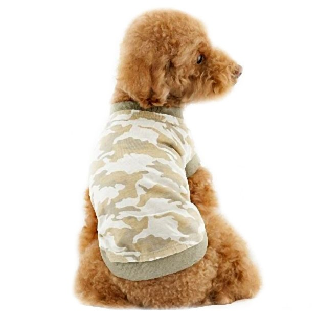 Autumn tank top for dog military camouflage cheap promotion free shipping pet shop mouth of love cheap