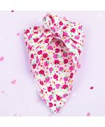 bandana for girl dog for gift summer winter small large size mouth of love