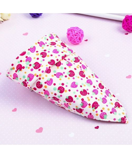 bandana for girl dog for gift summer winter small large mouth d love