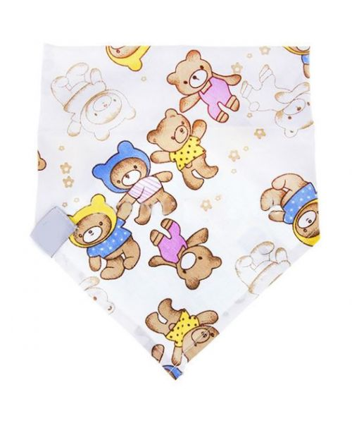 bandana teddy bear beige for dog shop, pet shop for big dog Marseille Nantes Frejus Nancy Paris Dijon Lyon