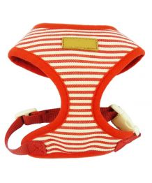 Harness harness Sailor red - Dog