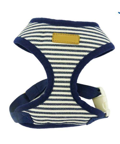 acheter veste baudrier petit chien bleu garcon marin male pas cher pour cadeaux animaux de compagnie