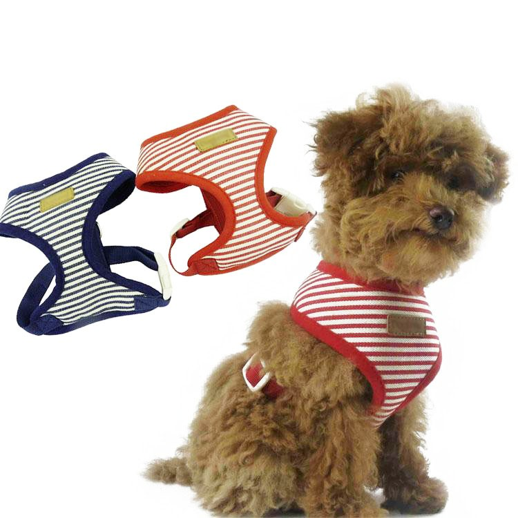 harness dog red harness vest for small animals large breed pet shop online