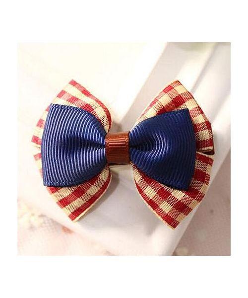 Acheter noeud vichy pour yorkshire, lhassa, shitzu, westie, bichon...pas cher, joli, original, strass, satin, organza, fun...