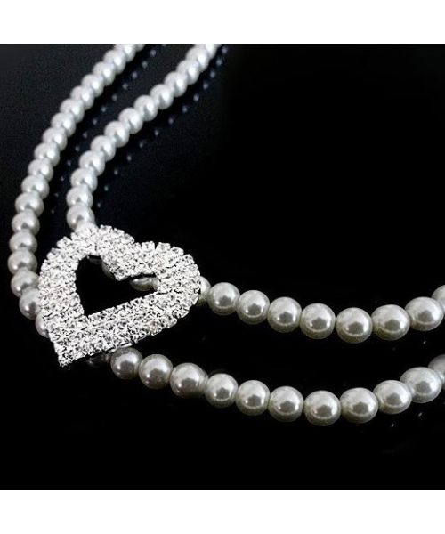 Supplier of pearl necklace for dogs and cats : Nancy, Paris, Strasbourg, Nice, Cannes, Ajaccio, France and around the world...
