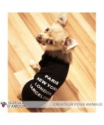 Tank top small dog was in fashion and not dear to you : Size XXS, XS, S, M, L, XL, XXL, XXXL on your shop for animals