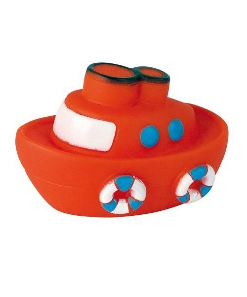 toy boat-shaped dog pouet pouet sound shop pets