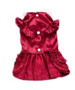 robe noel chien fille rigolotte mignon cadeau noel pas cher adorable livraison gratuite rapide pour noel