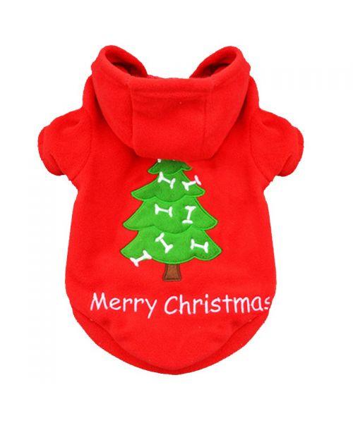 pull noel hood for red dog original gift gueule d'amour france