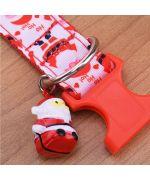 acheter collier pour chien special noel pour cadeau sympa et original pas cher rouge pere noel