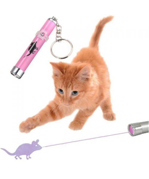 jouet chat rigolo