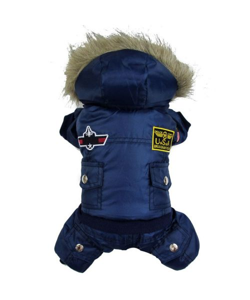 manteau chaud à patte pour chien pour la neige montagne