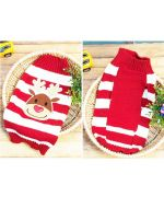 Christmas sweater for dog and winter cat too cute