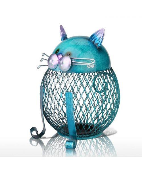 tirelire chat mignonne pas chere livraison express cadeau sympa unique