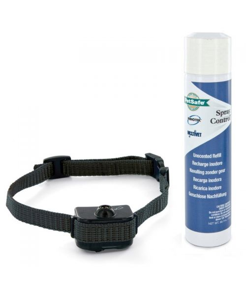 Collar anti-bark spray small/medium dog free delivery, express 24/48h