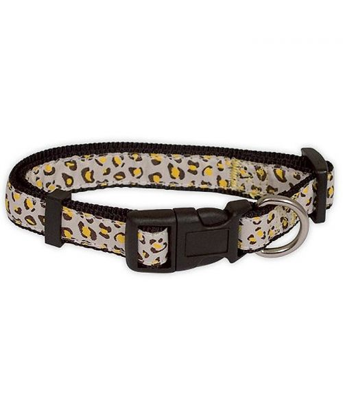 leopard collar for dogs cheap free delivery small and large size france quality