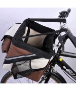 bag transport special velo dog spitz puppy poodle bichon chihuahua pinsher butterfly loulou