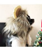 Hat for dog and cat for winter small price: chihuahua, pinsher, bichon, lhasa, bouledoque French...Gueule-damour.com