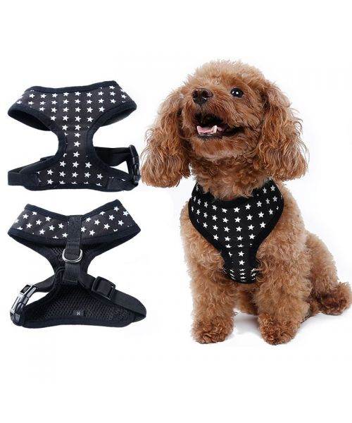 dog harness black harness original for small animals cheap