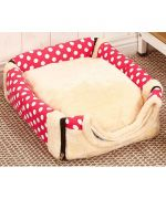 dome for dog cheap free shipping red