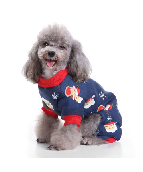 pajamas for dog cheap christmas delivery switzerland belgium canada france spain