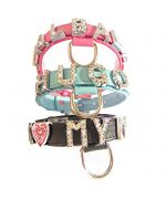 collar for dog customizable black cheap original gift for dog Marseille Paris Montpellier