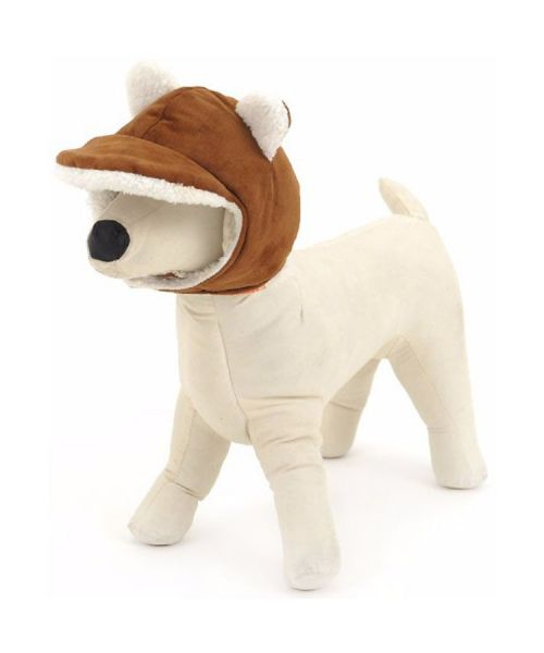 bonnet for dog aviator for chihuahua bichon jack poodle spitz pinscher