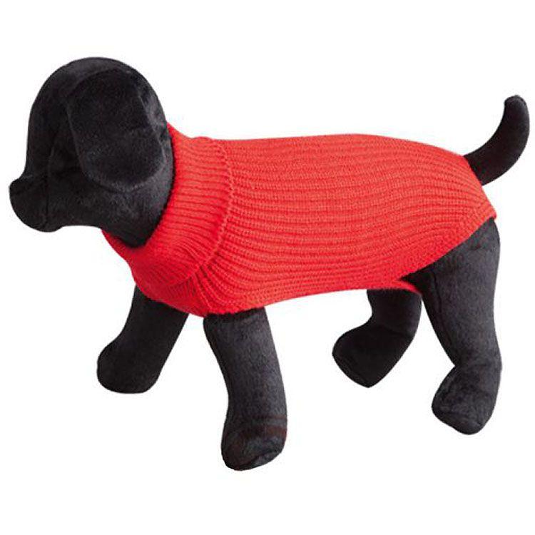 pull pour chienne rouge petite taille et grande taille marseille paris montpellier nice cannes