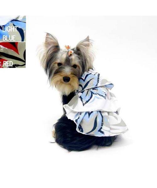 Robe pour chien style hawaienne, cadeau hawaien, cadeau personnalise chien original pas cher sur notre boutique online animaux