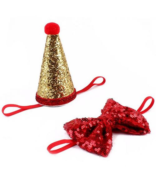 hat christmas red shiny sequin pas cher martinique guadeloupe reunion island saint barth